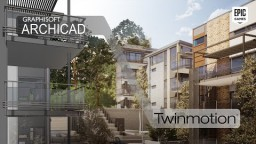 ARCHICAD - Twinmotion Direct Link