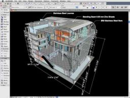 ArchiCAD 12 uued omadused - 3D dokument
