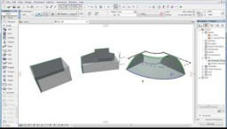 ARCHICAD 19 uued omadused - OPEN BIM - Intelligentne IFC Space import