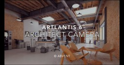 Artlantis 6 - Arhitekti kaamera (Architect Camera)