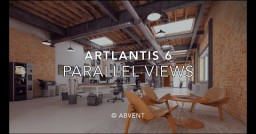 Artlantis 6 - Paralleelvaated (Parallel Views)