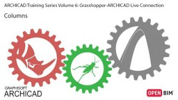 Grasshopper-ARCHICAD Live Connection - Postid [2-6]