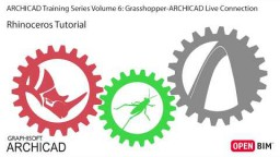 Grasshopper-ARCHICAD Live Connection - Rhinoceros õppejuhend [1]